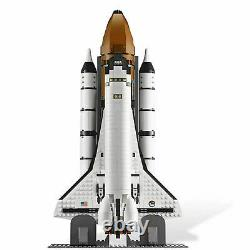 1514Pcs Shuttle Space Expedition Building Block Set Kids Toys Birthday Gifts