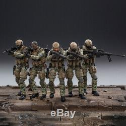 1/18 Soldier Action Figure Model Removable Military Toy Kid Xmas Birthday Gift