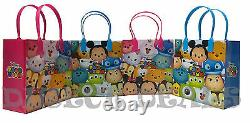 24 pcs Disney Tsum Tsum Party Favors Gift Toy Bags Birthday Candy Treat Loot Bag