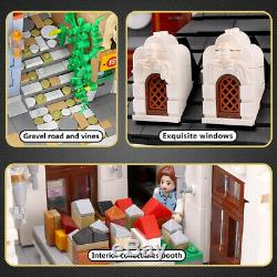 4030pcs The Brickstive Old Town Pub Toys Best Birthday Gifts Building Blocks DIY