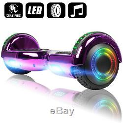 6.5 Bluetooth Hoverboard Self Balancing Scooter UL Without Bag Birthday Gift