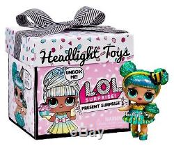 6 LOL Present Surprise Gift Boxes Big Sister Birthday Month Party Doll In Hand