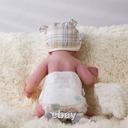 Angelia COSDOLL 17 in Reborn Baby Doll Platinum Silicone Baby Doll birthday Gift