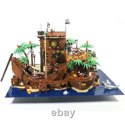 BRAND NEW Ideas Pirates of Barracuda Bay 21322 Compatible Toy Kids Birthday Gift