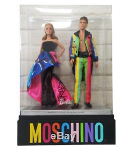 Barbie Doll Moschino Ken Girls Toys Christmas Birthday Gifts Original Toys Child