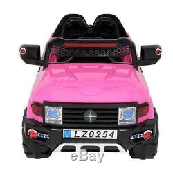 Birthday Gift For Kids Vehicle Double Drive 35W2 Battery 12V With 2.4G RC