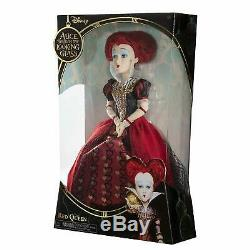 Disney Red Queen Doll Gift Colllectors Birthday Alice Through the Looking Glass