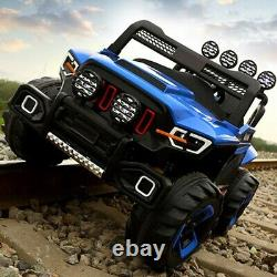 Kids 12V Ride On Car Truck Remote Control Electric Power Wheels Birthday Gift