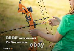 Kids Arrow Boy or Girl Right Hand Bow Kit Archery Bow Target Set Birthday Gifts