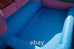Kids Birthday Gift Inflatable Bounce House Slide Jumping Bouncy Castle with Blower