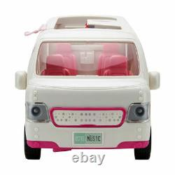 Kids Toys Our Generation Doll Pickup Car Lory Doll Set SUV Birthday Gift Item