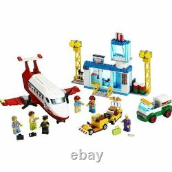LEGO 60261 City Central Airport Brand New Sealed For Kids Xmas Birthday Gift AU