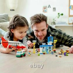 LEGO 60261 City Central Airport Brand New Sealed For Kids Xmas Birthday Gift F1