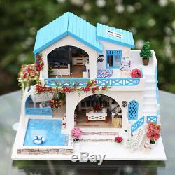 LOL SURPRISE DOLL HOUSE Made with REAL WOOD SURPRISES! Children Birthday Gift