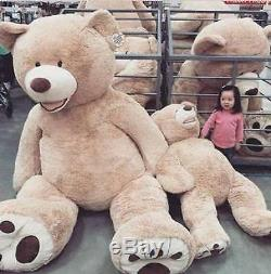 Large Teddy Bear Giant Big Soft Plush Toys Kids Gift 60-340CM good gifts