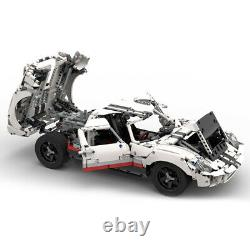 MOC Ford GT40 MK I 1967 Building Blocks Adults Kid Aducational Birthday Gift Toy