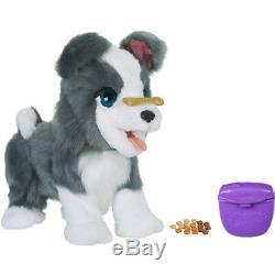 NEW FurReal Friends Interactive Ricky The Trick-Lovin' Pup Pet Toy Birthday Gift