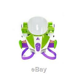 NEW Toy Story 4 Buzz Lightyear Space Ranger Armor Helmet Jet Pack Birthday Gift
