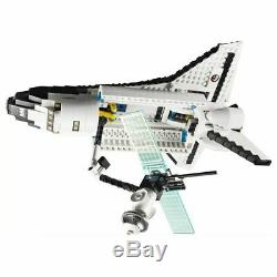 New Shuttle Expedition Set Space 10231 UA Set Birthday Gift Educational Toy