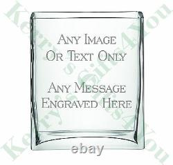 Personalised Engraved Vase birthday wedding gifts 50th 60th 80th 90th gift