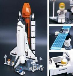 Shuttle Expedition Set Space 10231 UA Comptble Set Birthday Gift Educational Toy