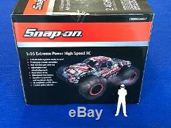 Snap On Extreme Power High Speed RC Car / Buggy Christmas Birthday Gift NEW